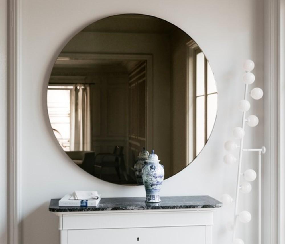 آینه های رنگی دکوری مهجام گلس 3