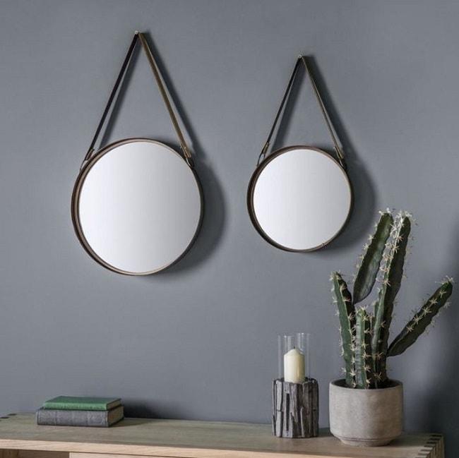ساخت آینه در خانه