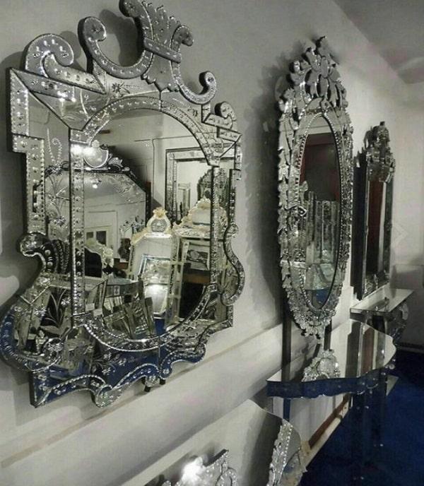 آینه ونیزی در مهجام گلس