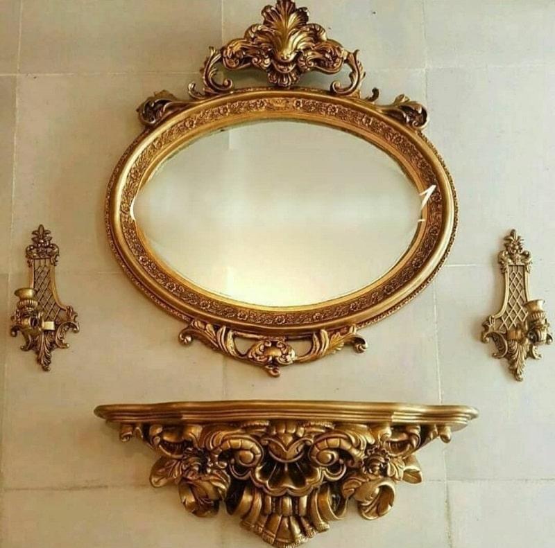 قاب آیینه فایبر گلاس